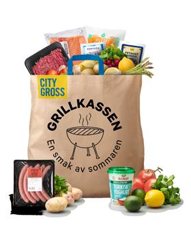 Grillkassen – City Gross City Gross