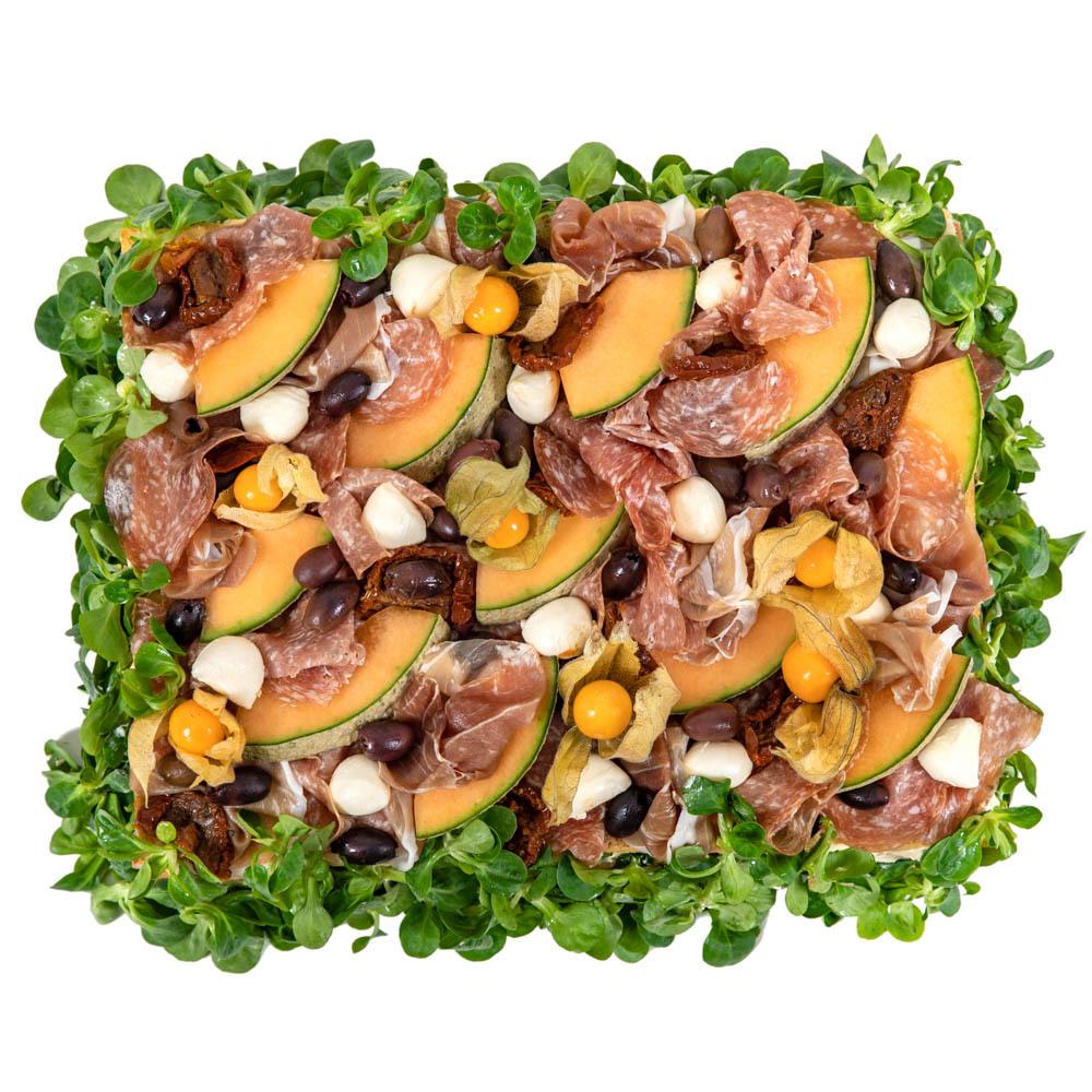 Smörgåstårta Medelhavs