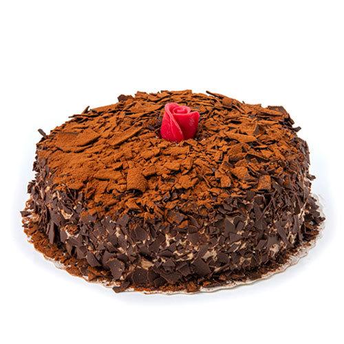 Chokladdrömtårta