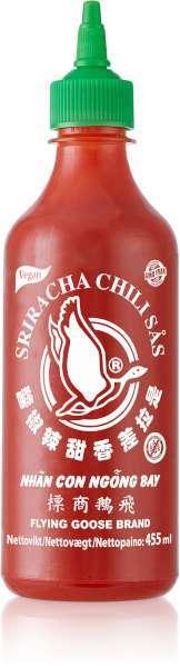 Sriracha Chilisås