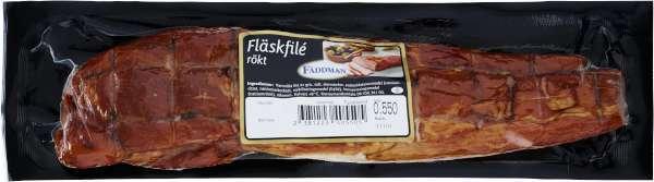 Rökt Fläskfilé