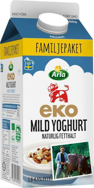 naturell yoghurt eko