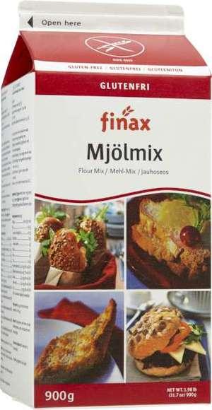 glutenfri mjölmix istället för vetemjöl