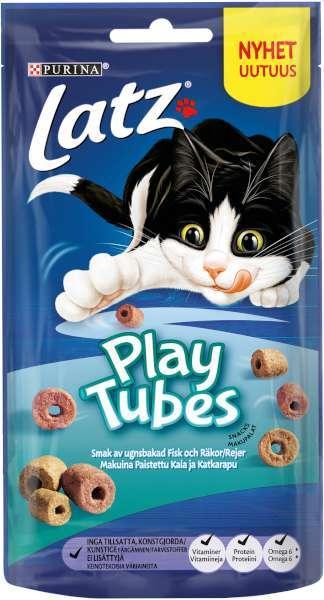 Play Tubes Fisk/Räkor