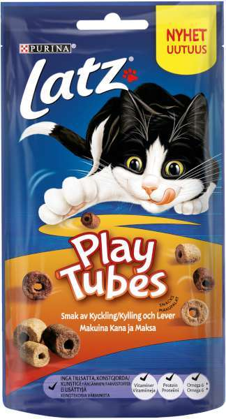 Play Tubes Kyckling/Lever
